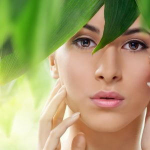 cbd skincare products create glowing skin